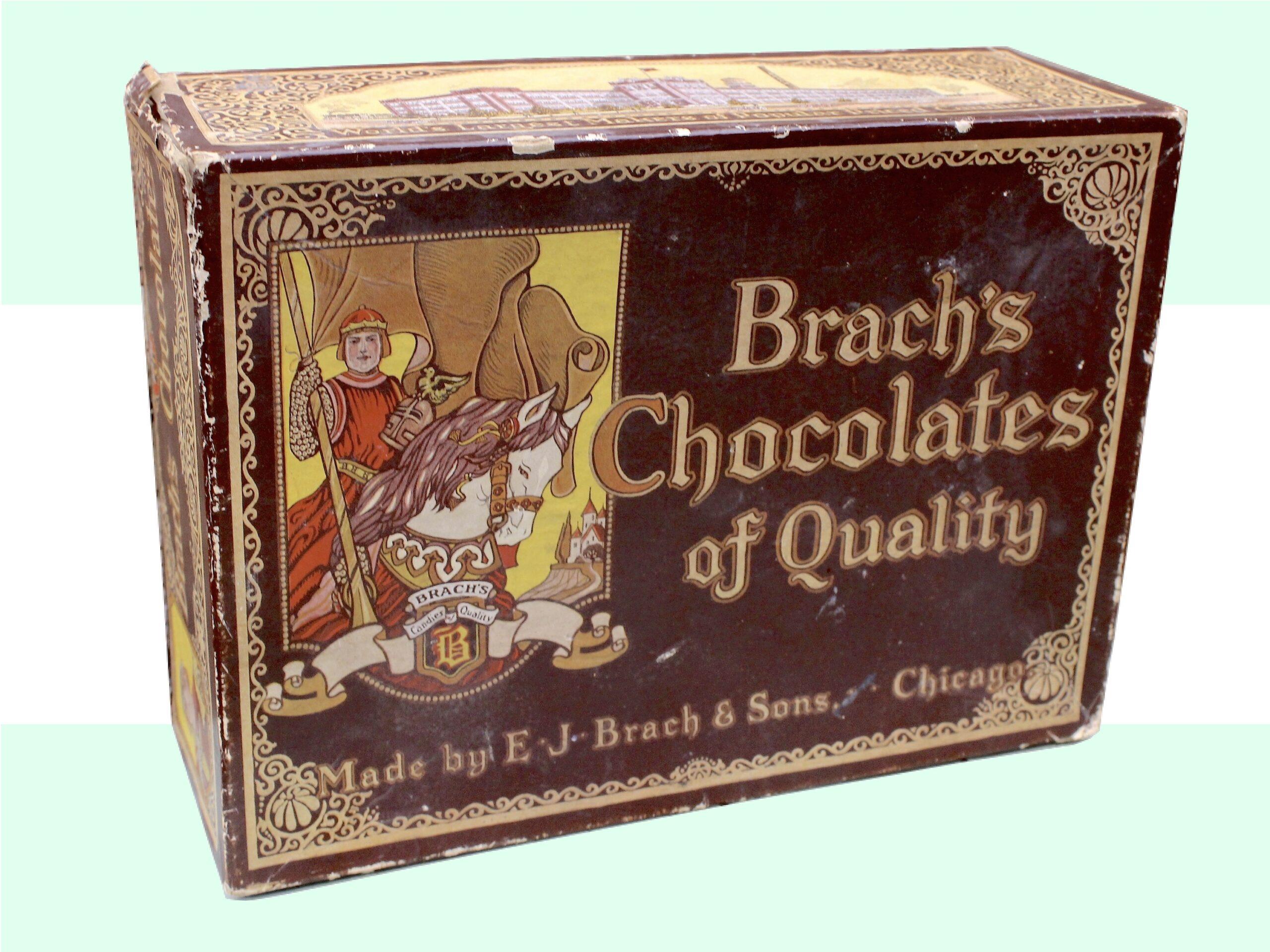 E. J. Brach history