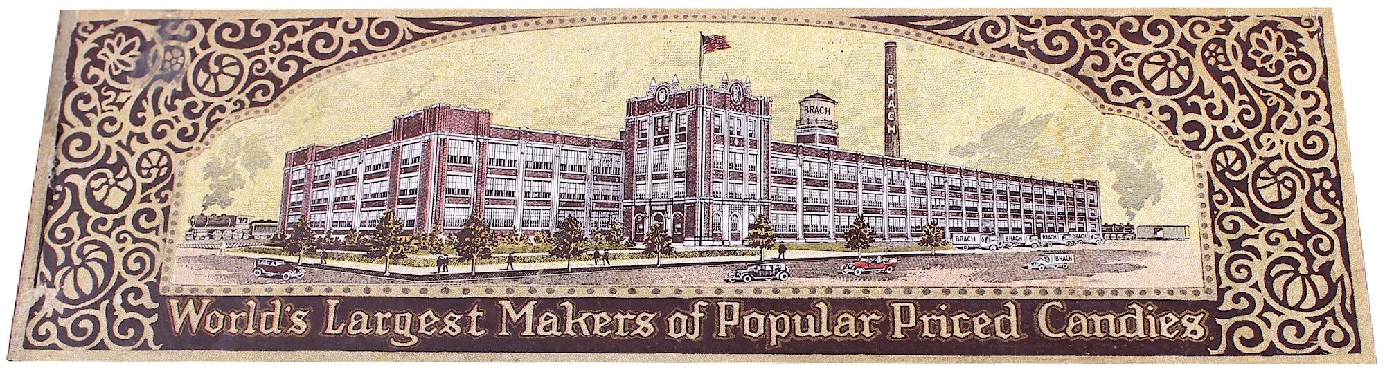 brach candy factory