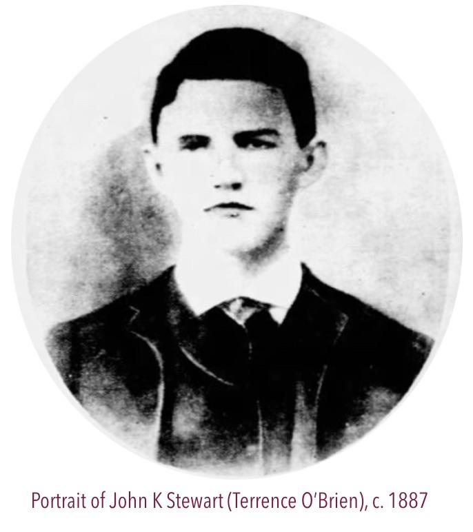 John K Stewart