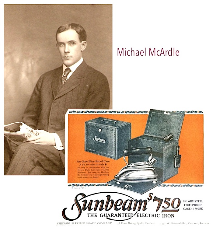 Michael McArdle