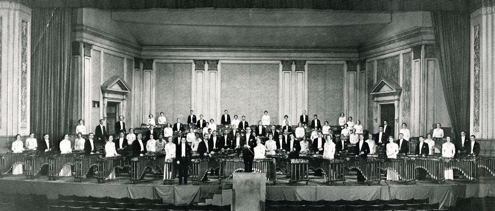 Marimba Symphony Orchestra