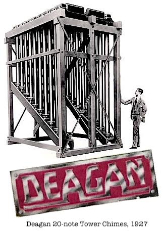 Deagan Tower Chimes