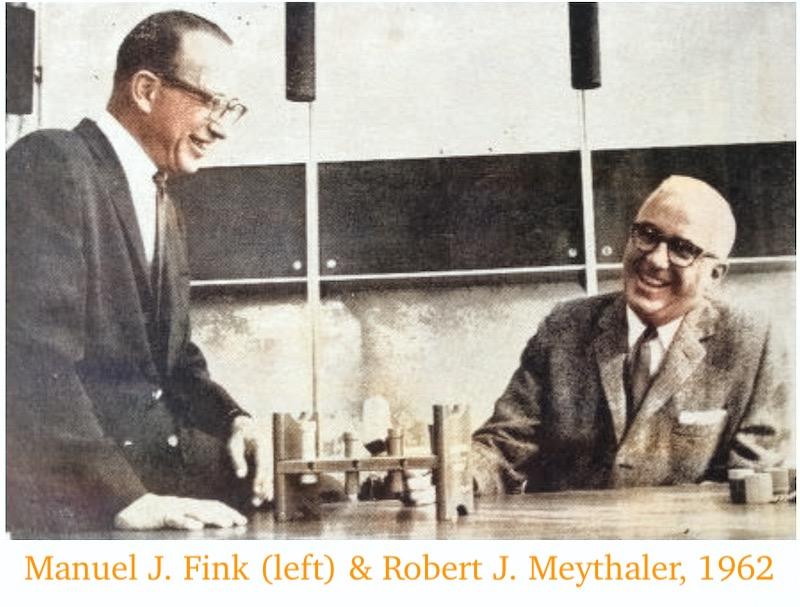 Manuel Fink and Robert Meythaler