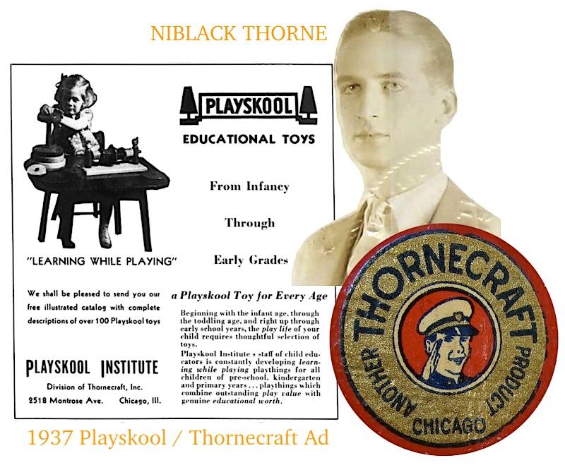 thornecraft playskool