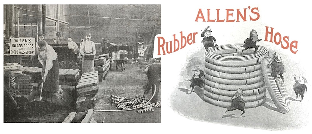 W. D. Allen foundry