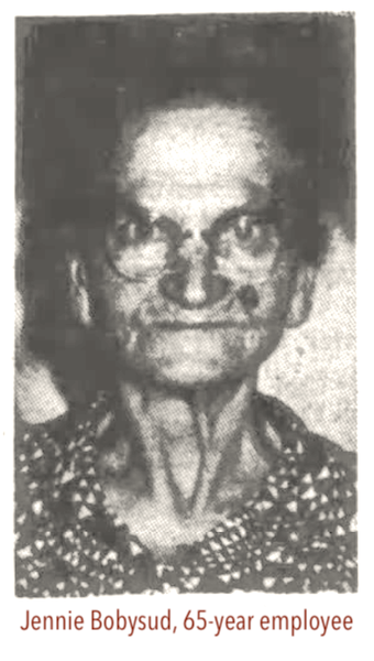 Jennie Bobysud