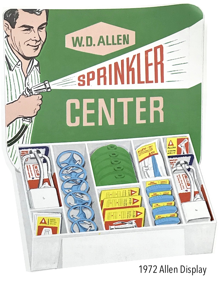 W. D. Allen Sprinkler Center
