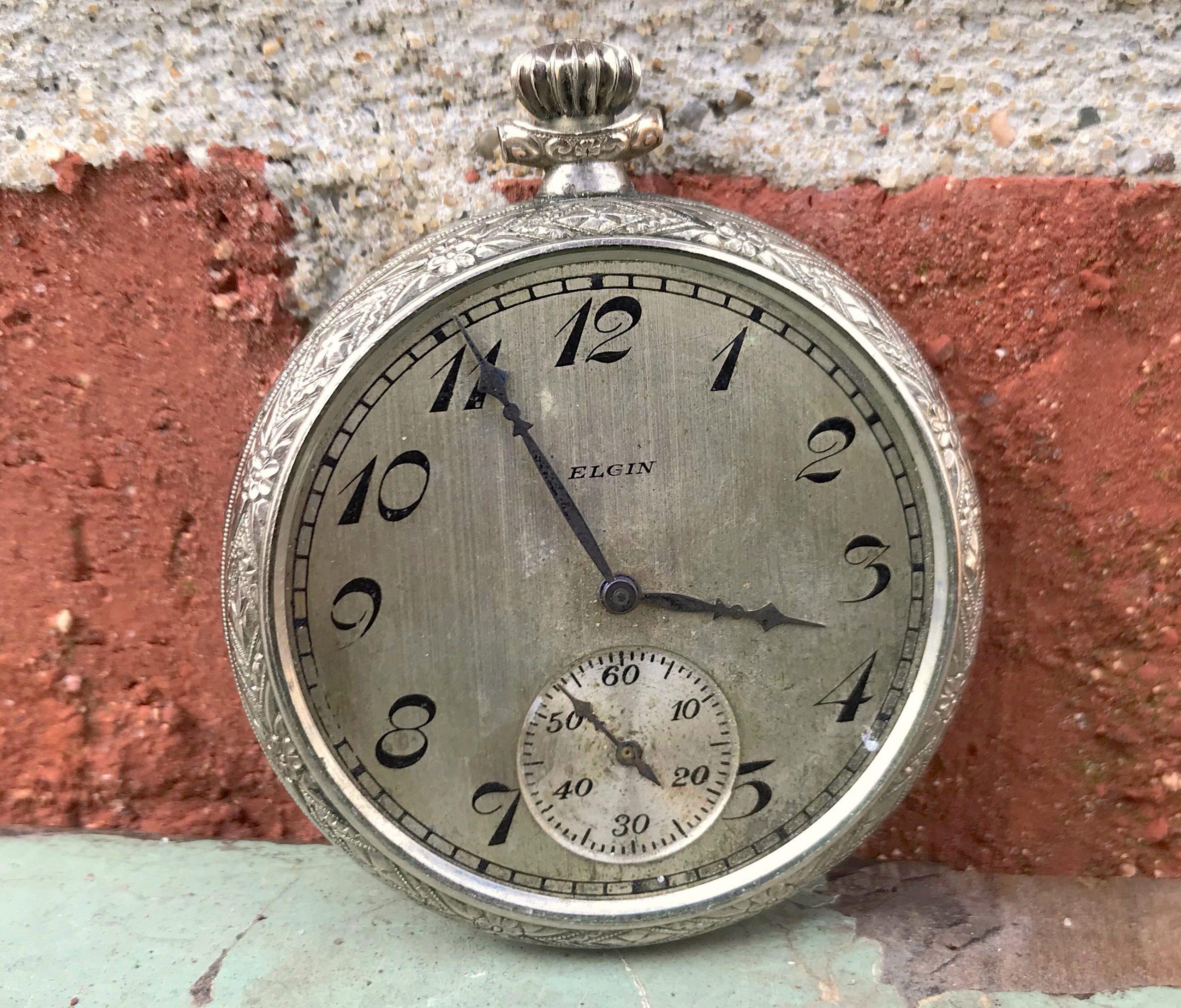 Elgin Watch History