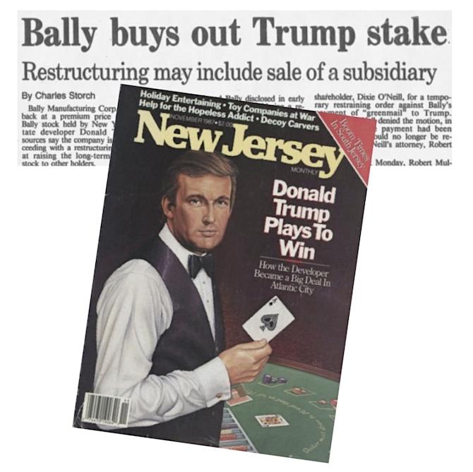 Bally donald trump