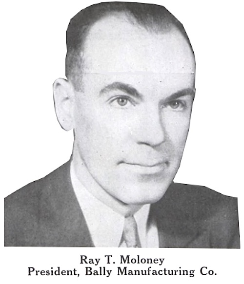 Ray Moloney