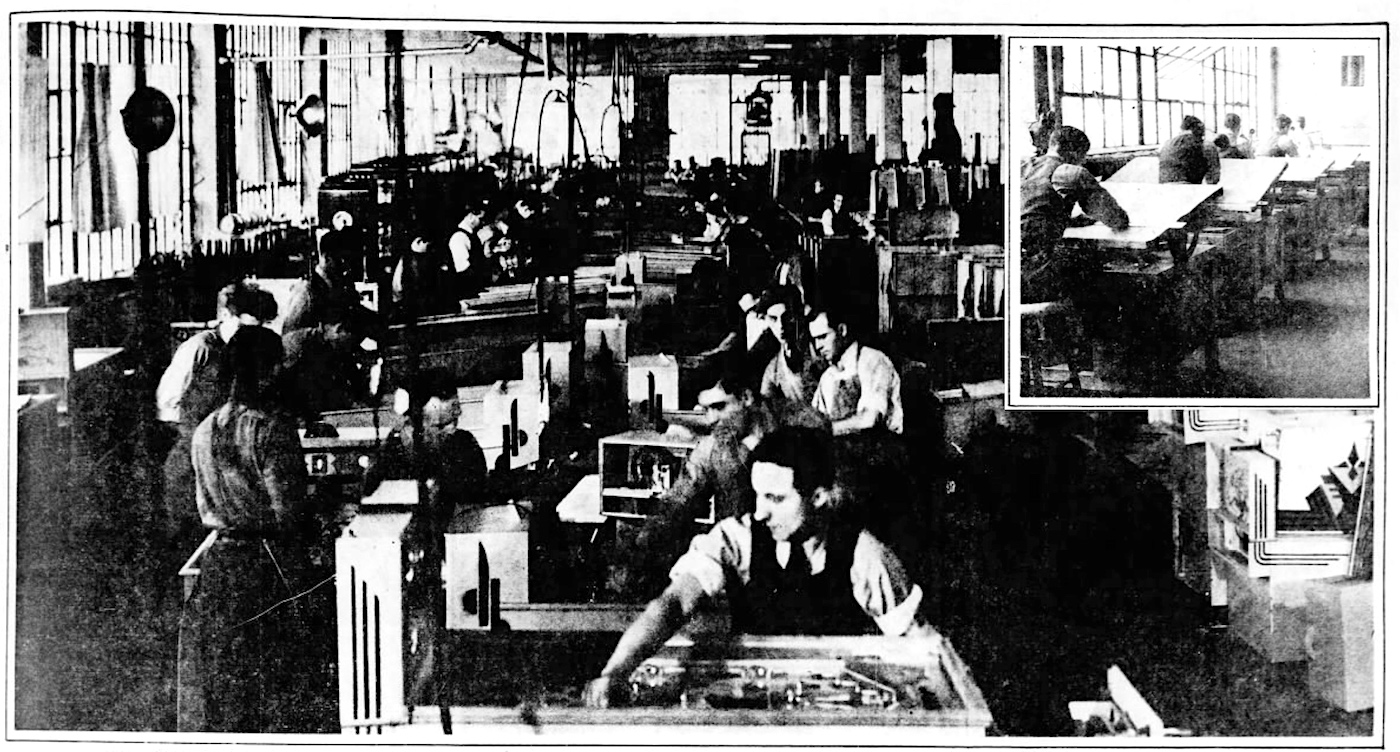 Bally workers