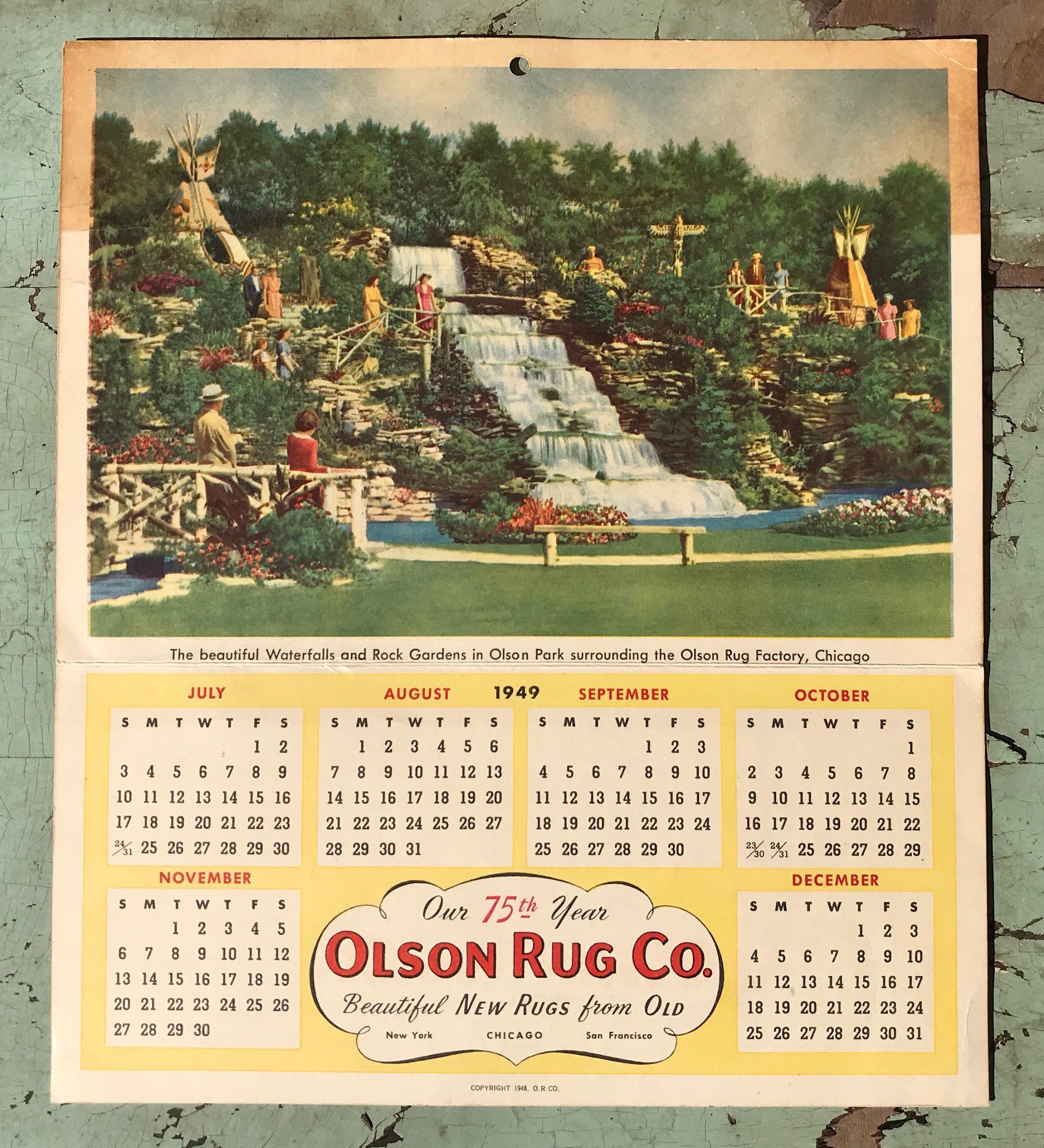 Olson Rug Company, est. 1874