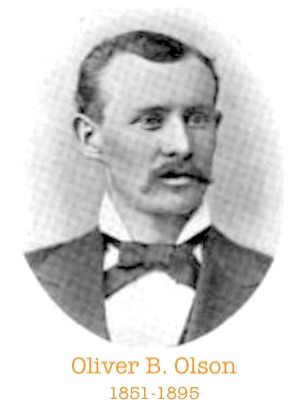 Oliver B. Olson