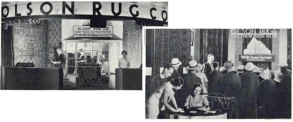 Olson Rug Showrooms
