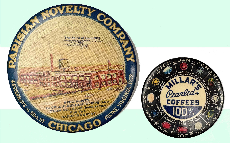 parisian novelty company history