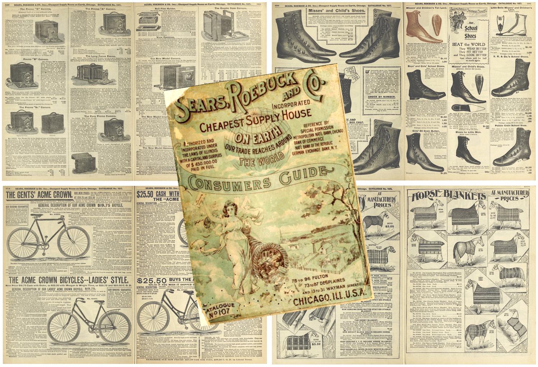 Sears Roebuck 1898 consumers guide