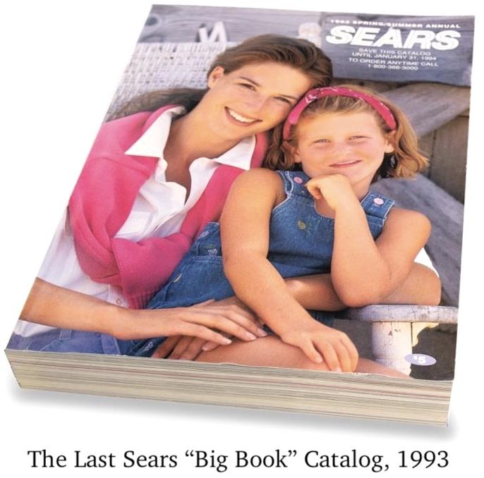 1993 Sears Annual