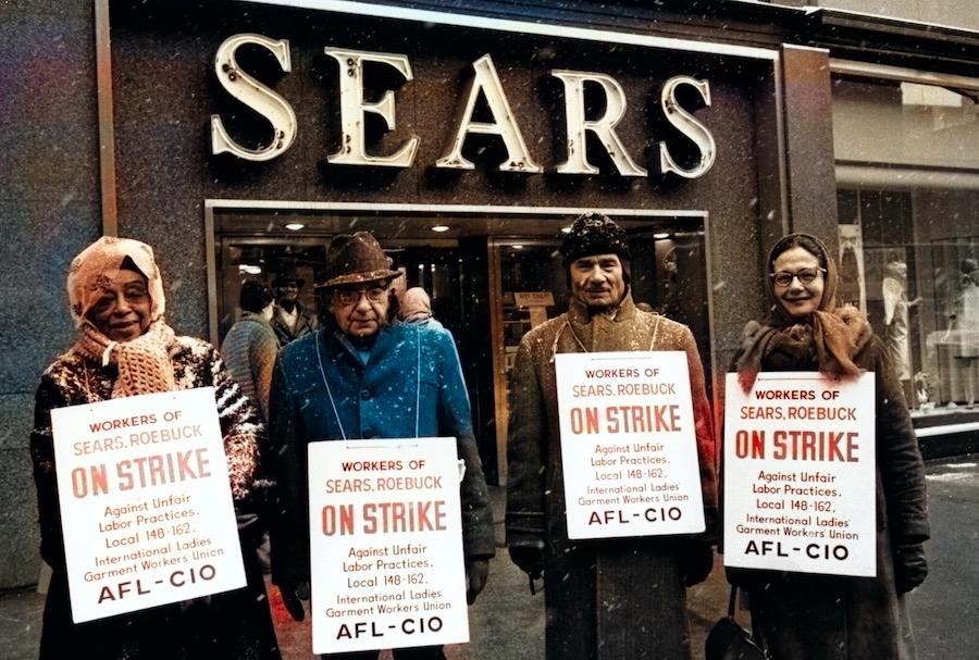 Sears Strike 1967
