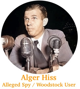 Alger Hiss in color