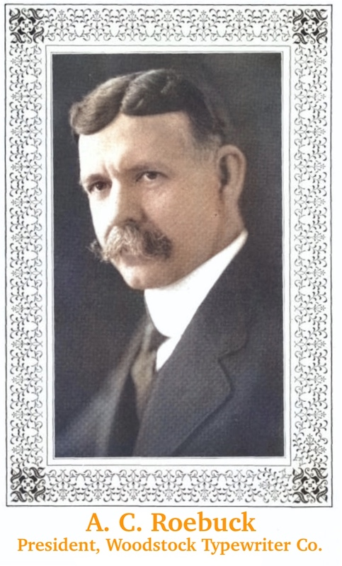 A. C. Roebuck 1915