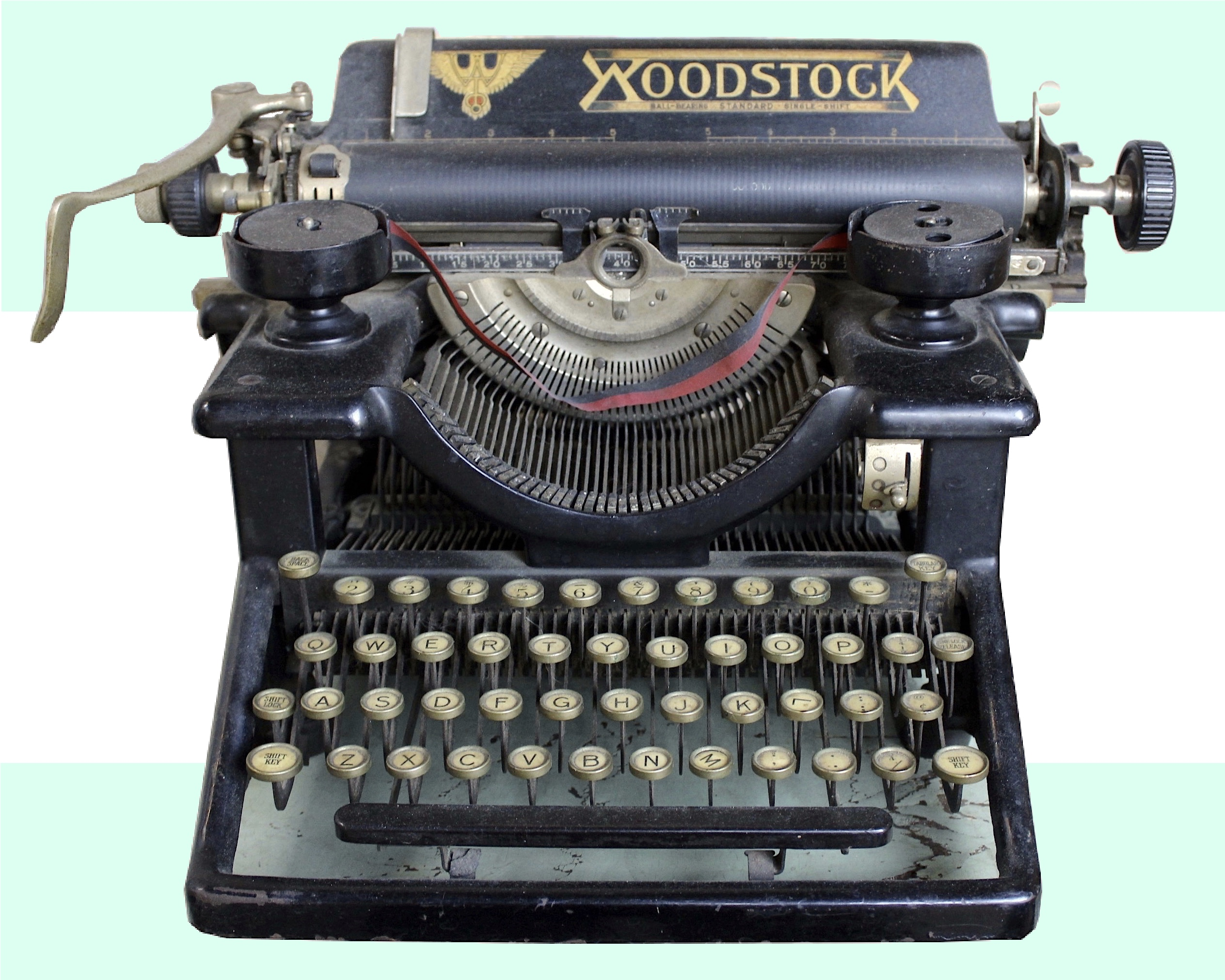 Woodstock Typewriter history