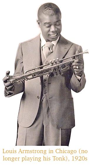 Louis Armstrong Tonk
