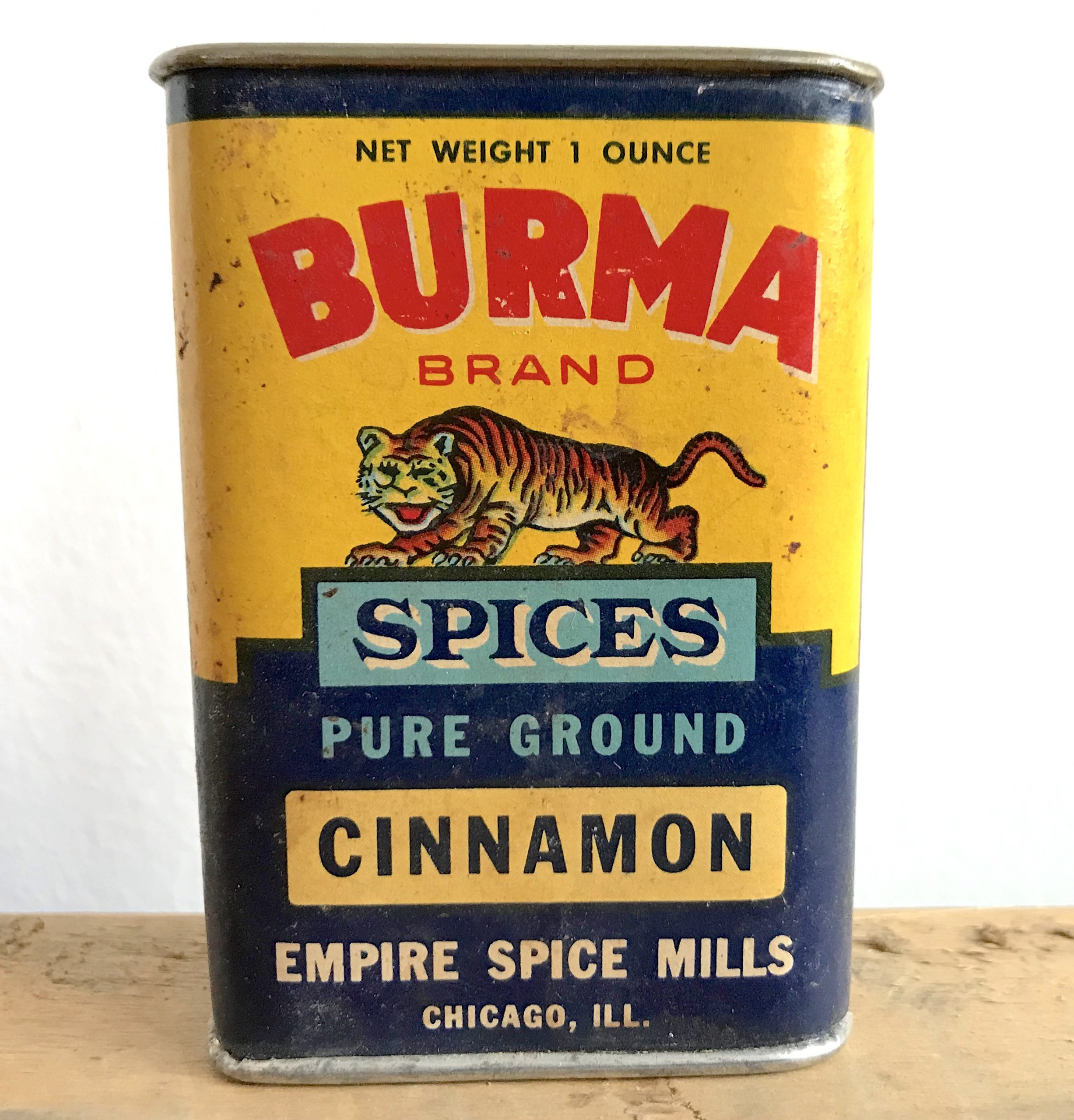 Empire Spice Mills MFG Co., est. 1937