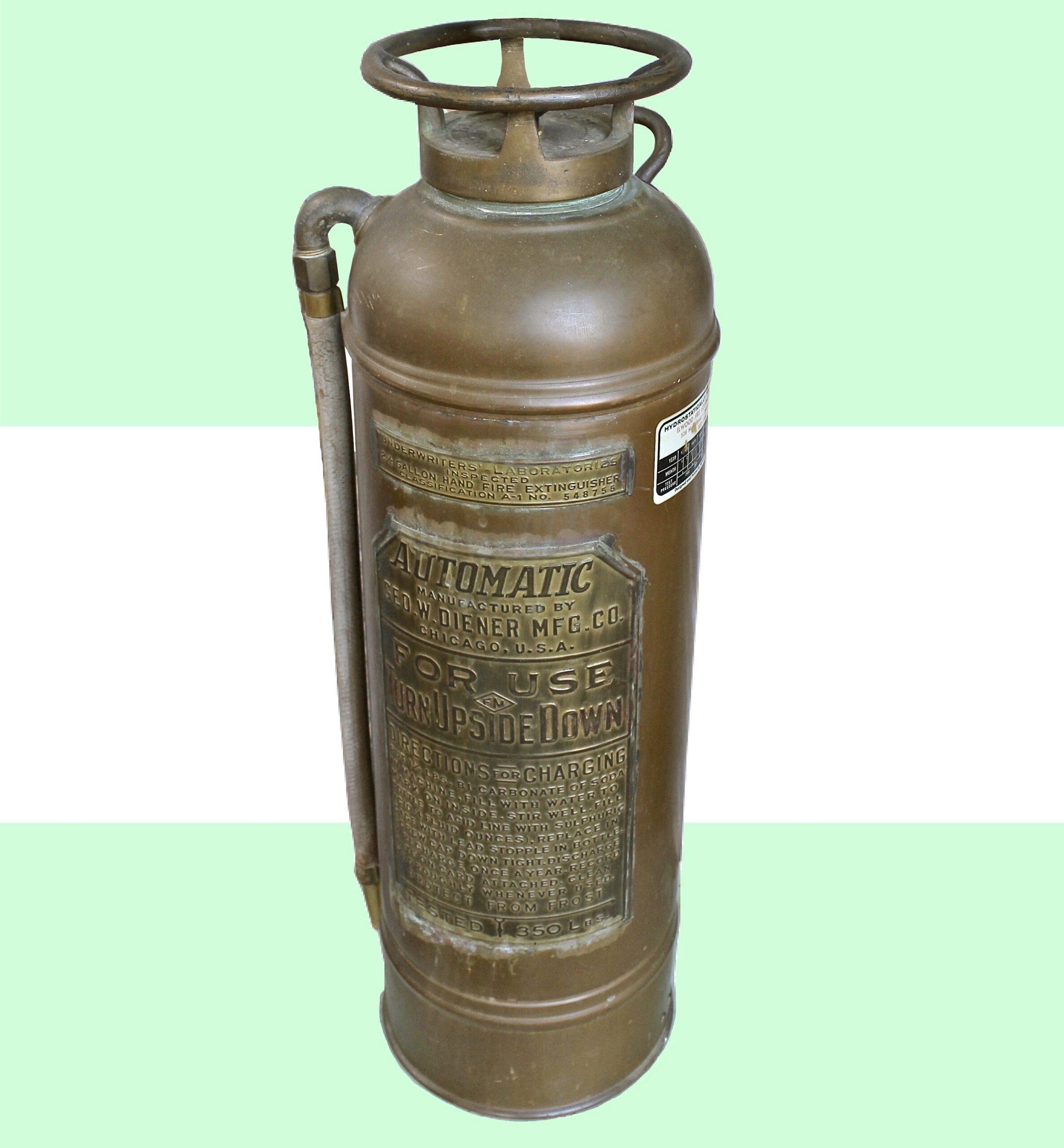 Diener Fire Extinguisher