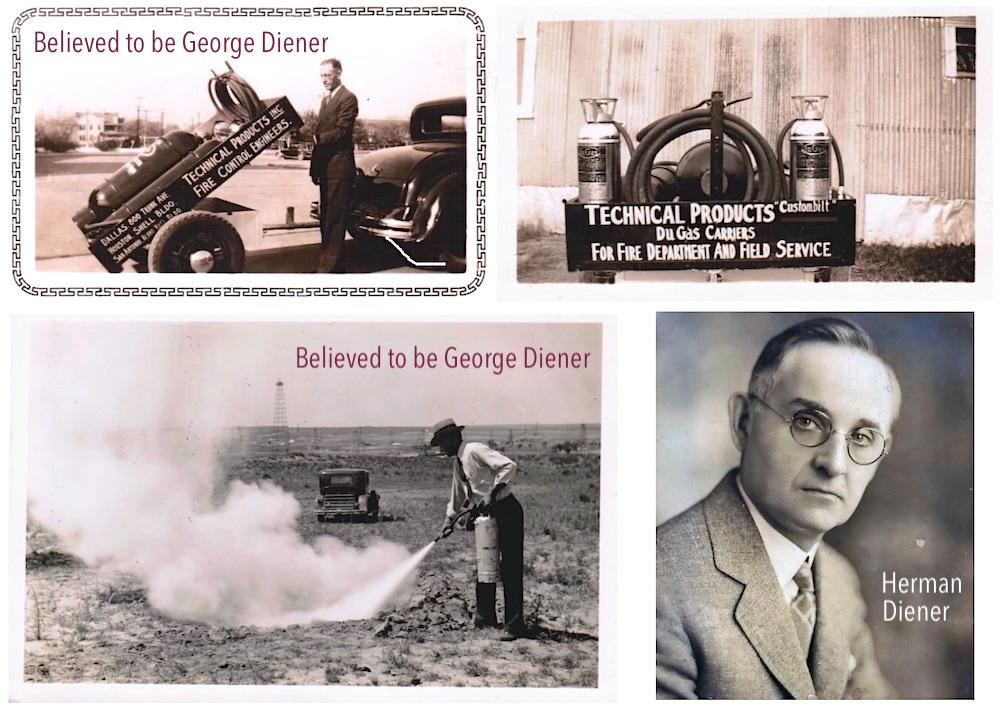 George W. Diener MFG Co