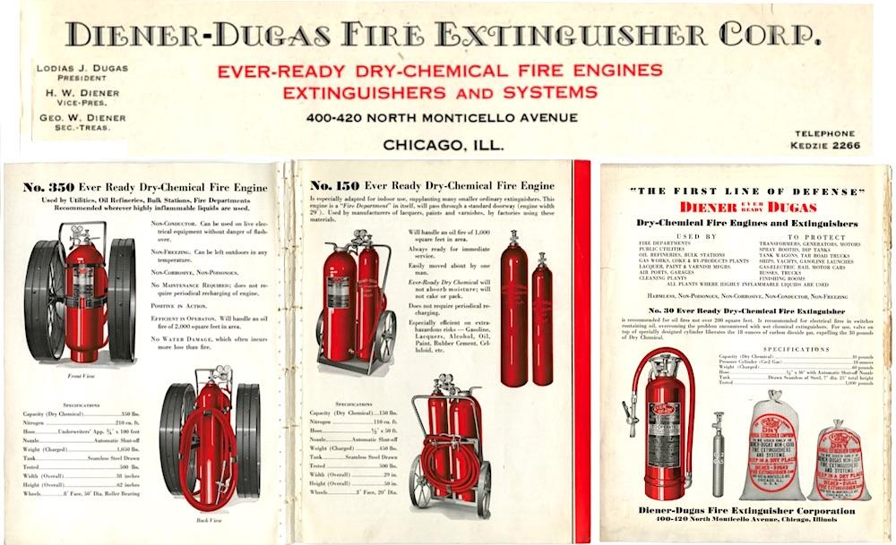 Diener-Dugas 1933