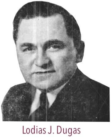 Lodias J Dugas