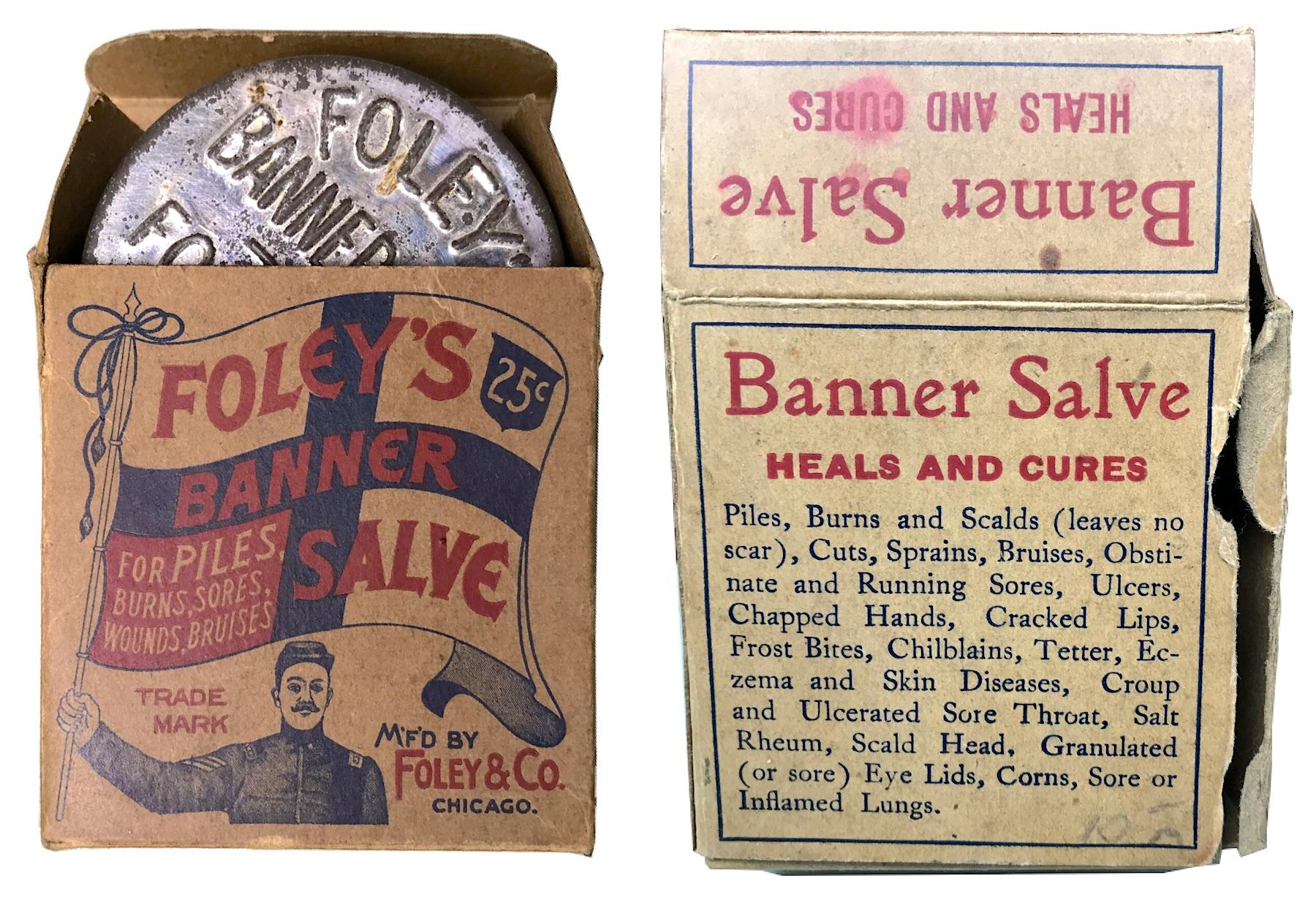 Foley's Banner Salve