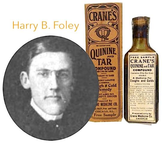 Harry B Foley