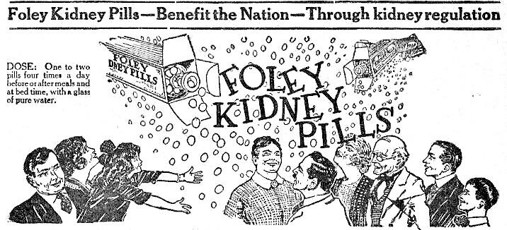 Foley's Kidney Pills