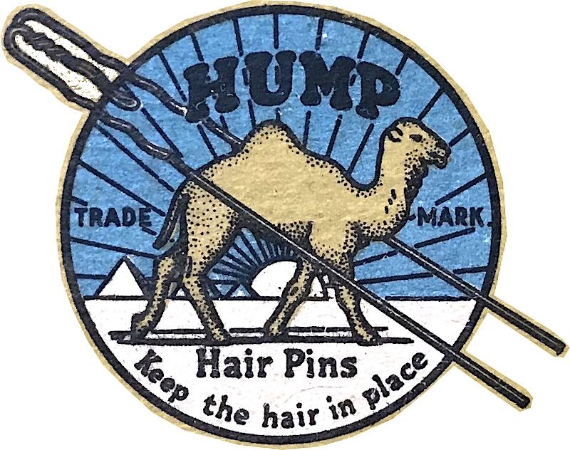 Hump Hairpin Camel