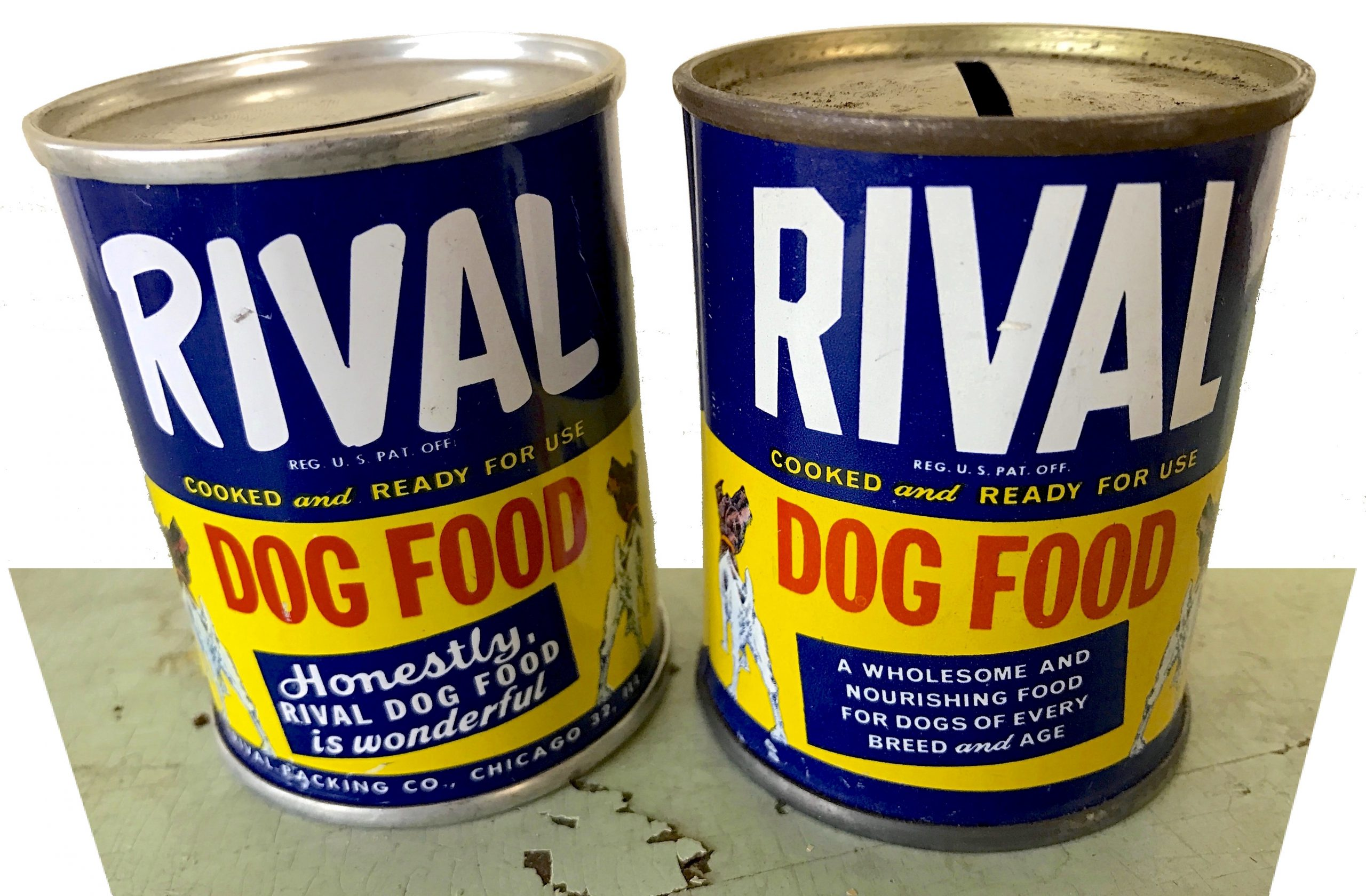 Rival Packing Co., est. 1923