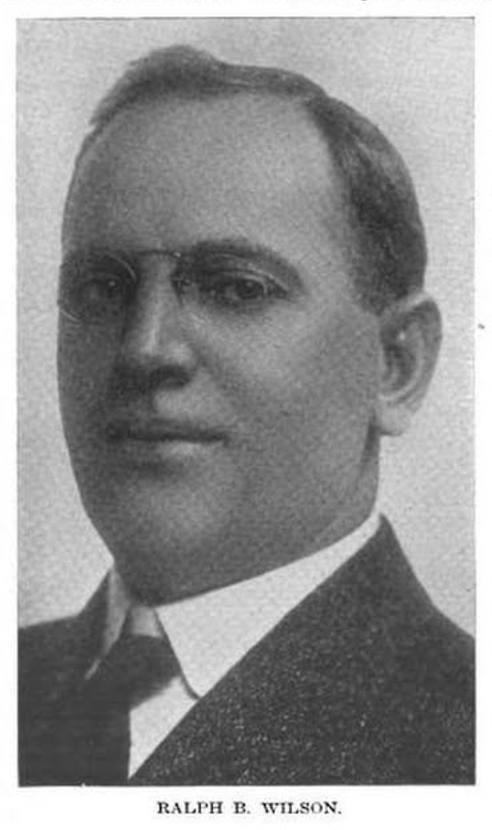 Ralph B. Wilson