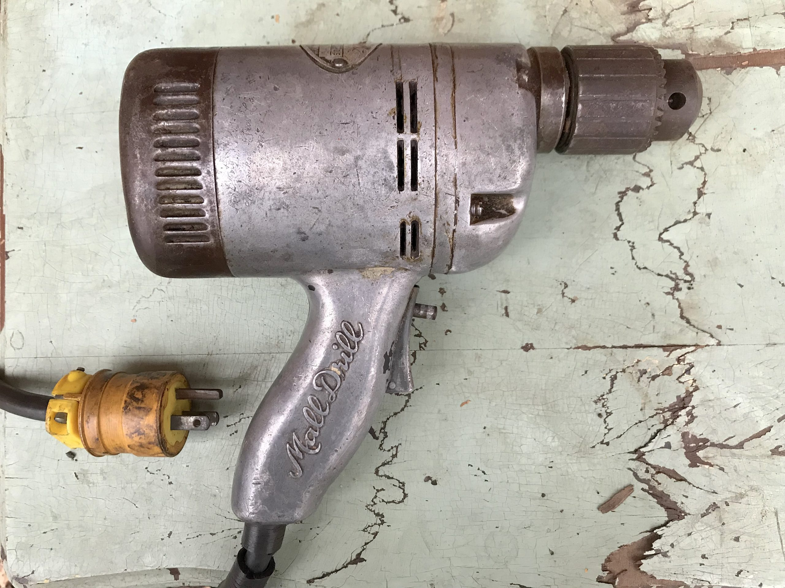 Mall Tool Electric Drill History