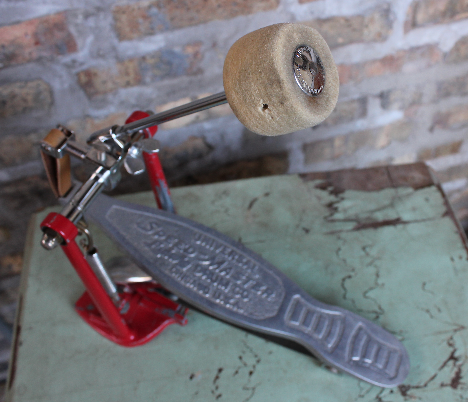 Ludwig Drum History - Speedmaster Pedal