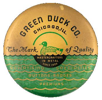 Green Duck Company emblem