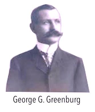 George G Greenburg