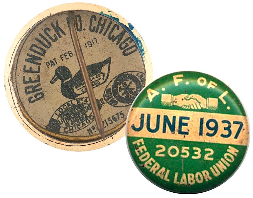Green Duck Labor Unions