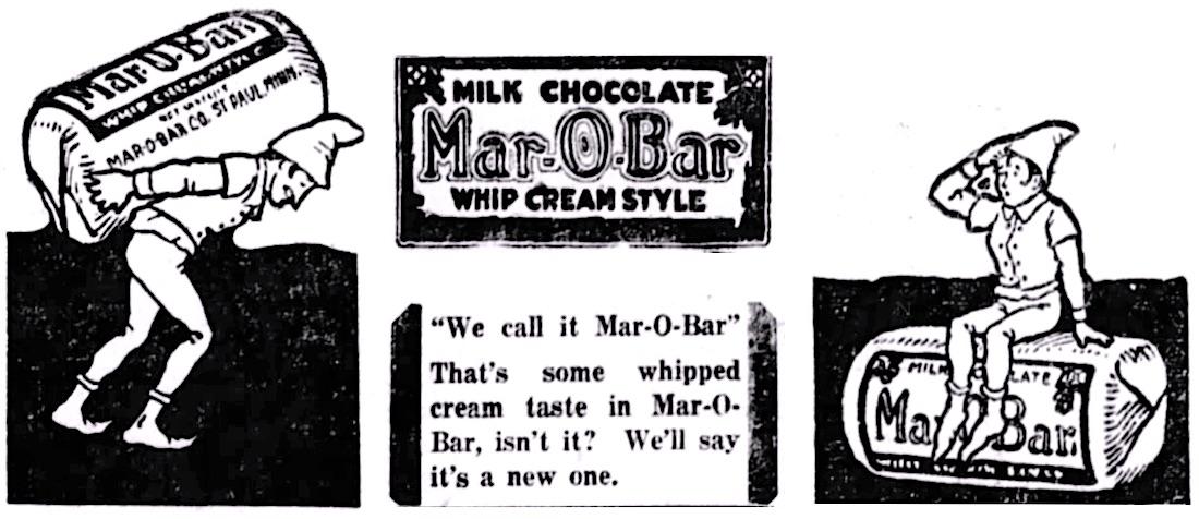 Mar-O-Bar 1922