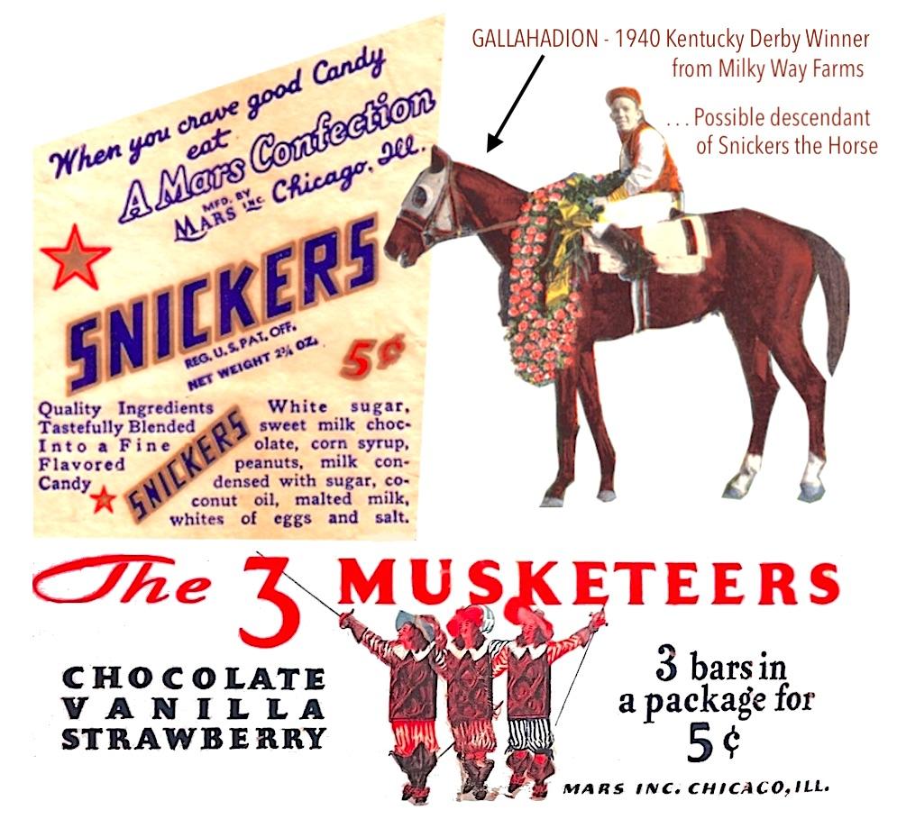 Snickers Gallahadion