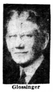 John Glossinger