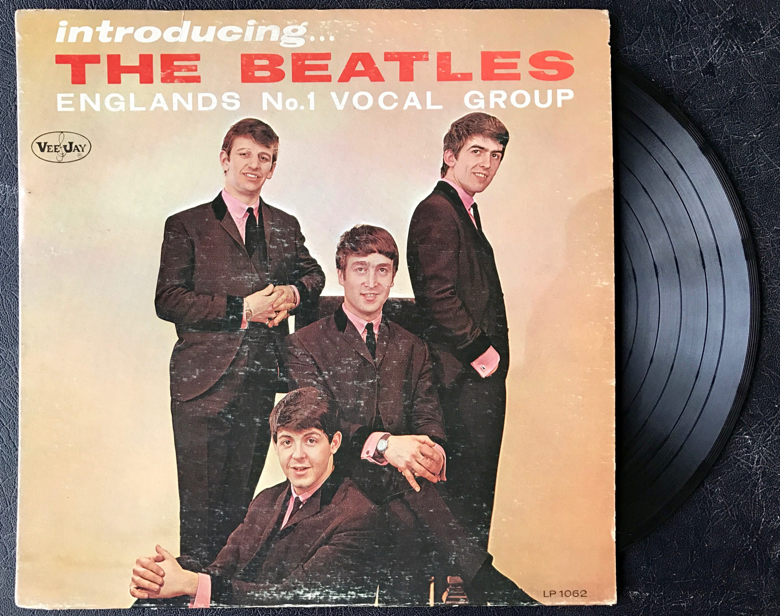 Vee-Jay Records History - Introducing the Beatles