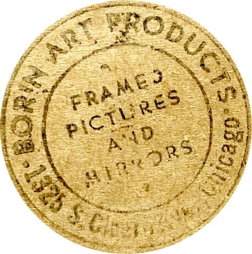 Borin Art label