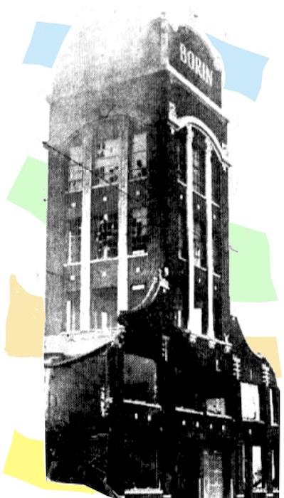 Borin factory Cicero
