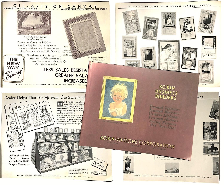 Borin Vivitone catalog 1930