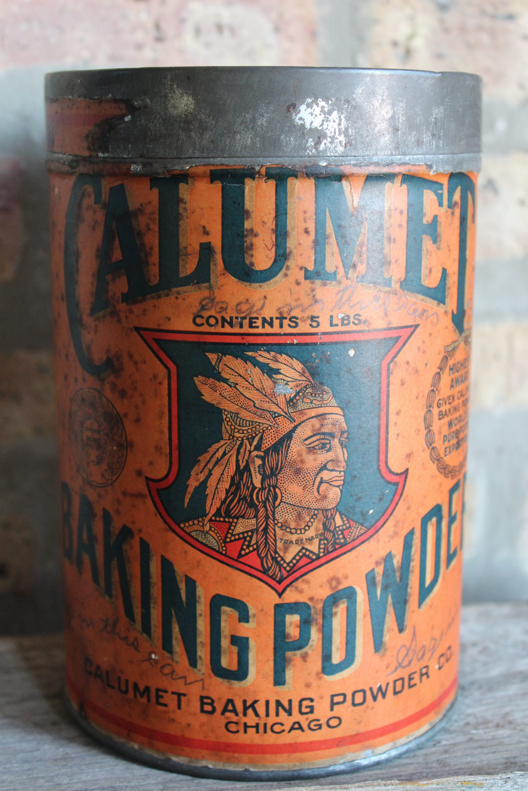 Calumet Baking Powder Company, est. 1889